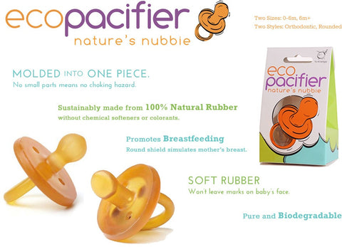 EcoPacifier - Rounded