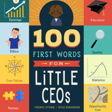 Load image into Gallery viewer, Familius 100 First Words - Little CEO