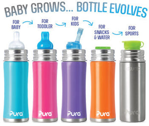 Pura Bottle - 11 oz