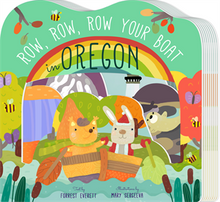 Load image into Gallery viewer, Familius Row, Row, Row Your Boat in Oregon