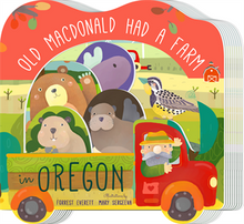 Load image into Gallery viewer, Familius Old MacDonald had a Farm in Oregon