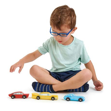 Load image into Gallery viewer, Tender Leaf Toys - Retro Cars