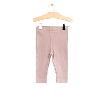 City Mouse Crop Legging - Dusty Mauve