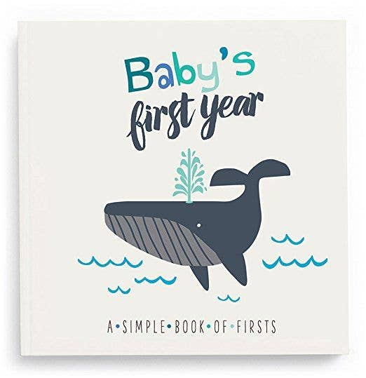 Lucy Darling - Baby's First Year Memory Book - Little Captain