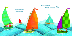 Sleeping Bear Press - Boats Will Float Book
