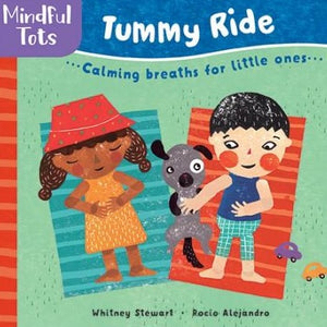 Barefoot Books - Mindful Tots: Tummy Ride