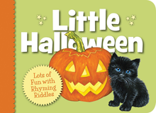 Load image into Gallery viewer, Sleeping Bear Press - Little Halloween Board Book