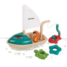 Load image into Gallery viewer, Plan Toys - Activity Boat