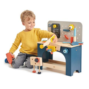 Tender Leaf Toys - Table Top Tool Bench