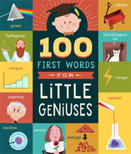 Load image into Gallery viewer, Familius 100 First Words - Little Genius