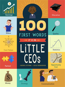 Familius 100 First Words - Little CEO