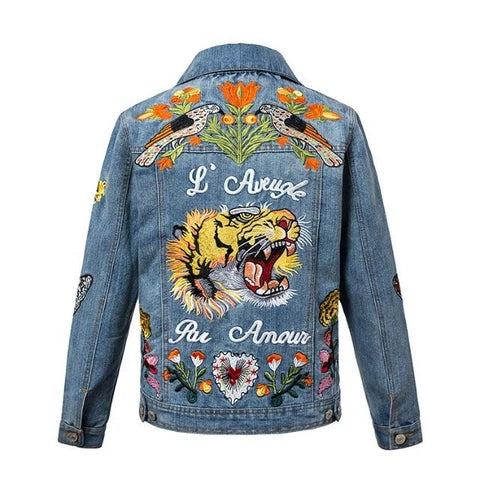 Cirque Denim Jacket