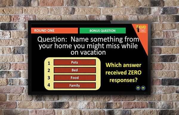 Feud Time Animated Powerpoint