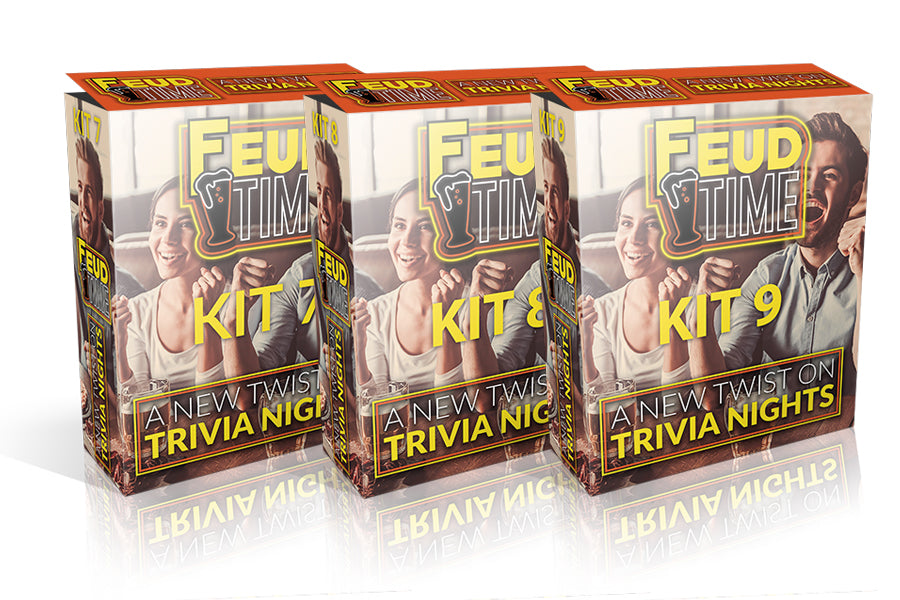 Feud Time 3-Pack 3