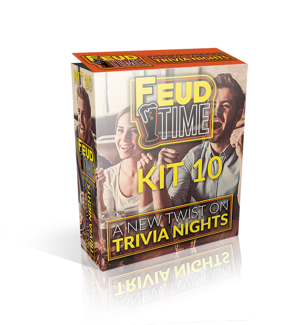Feud Time Kit 10