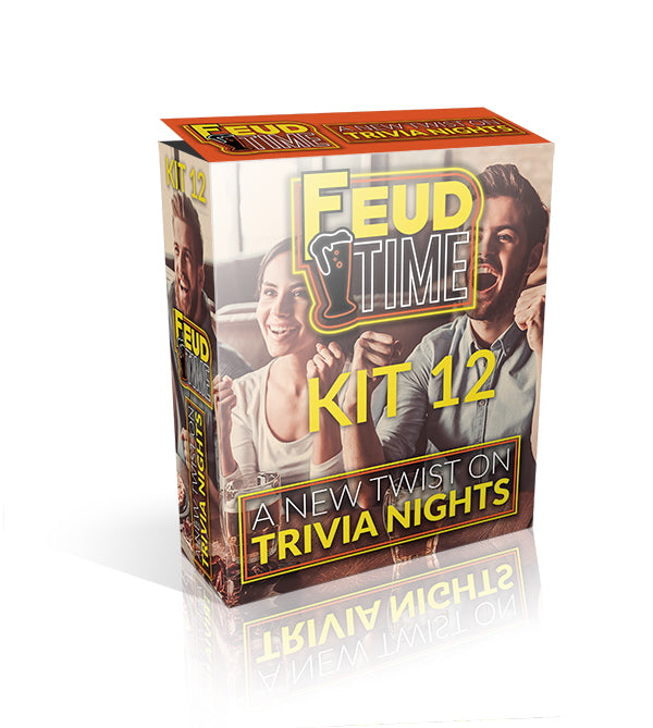 Feud Time Kit 12