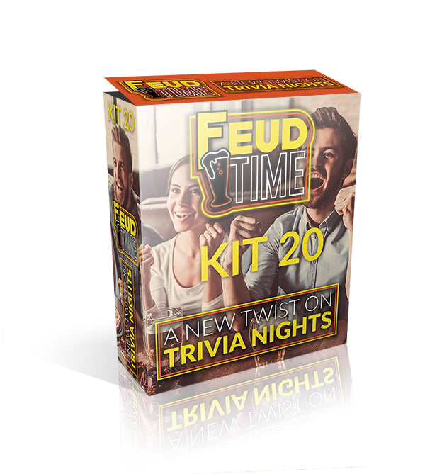 Feud Time Kit 20