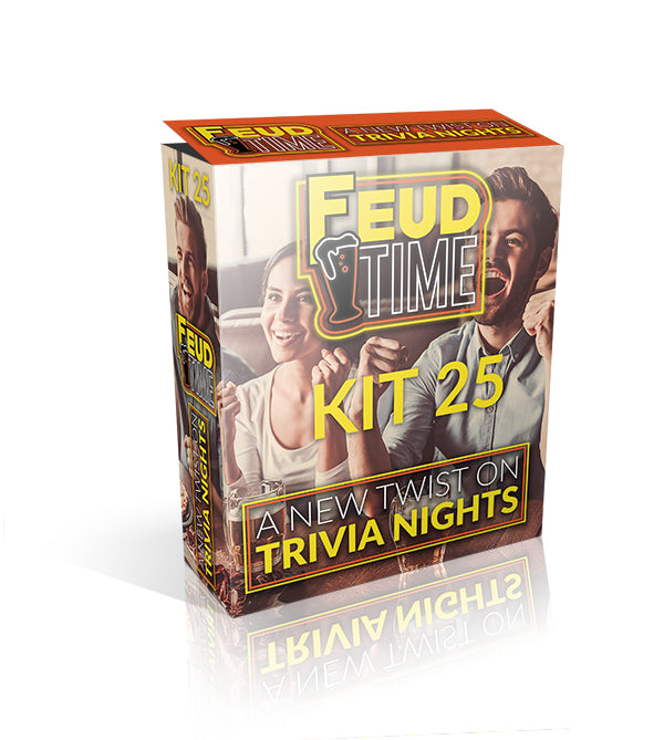 Feud Time Kit 25