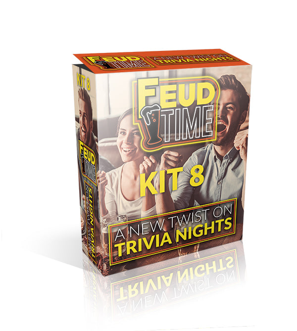 Feud Time Kit 8
