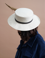 Load image into Gallery viewer, Amélie Créme Wool Hat