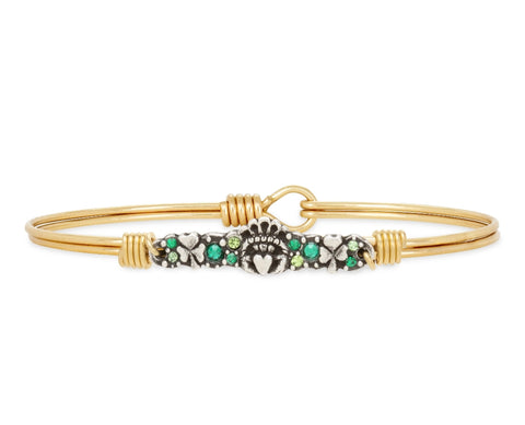 Luca+Danni Irish Medley Bangle Bracelet