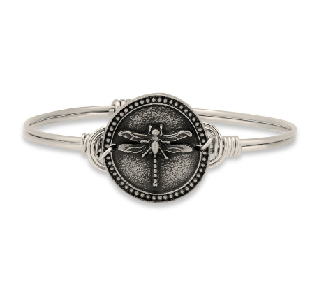 Luca+Danni Dragonfly Bangle