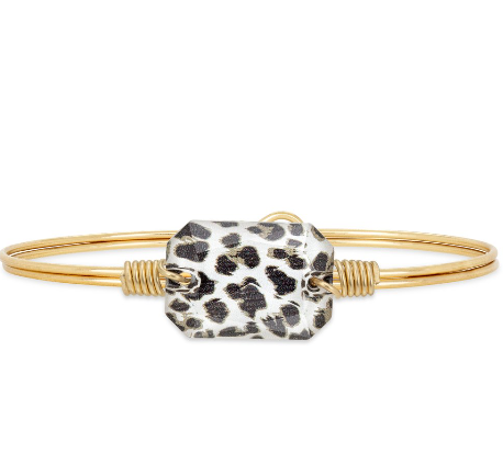 Luca+Danni Dylan Bangle in Leopard