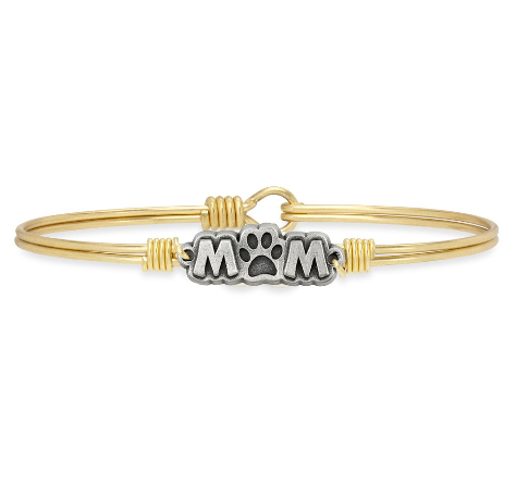 Luca+Danni Fur Mom Bangle Bracelet