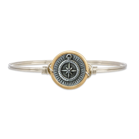 Luca+Danni Compass Bangle Bracelet