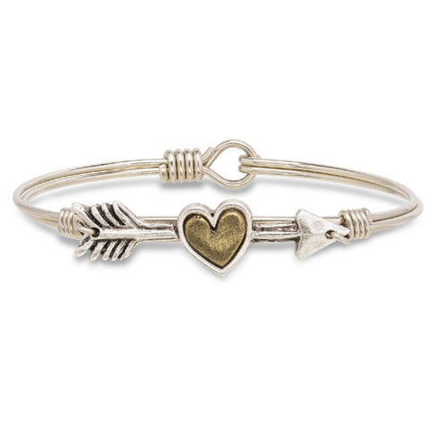 Luca+Danni Follow Your Heart Bangle Bracelet