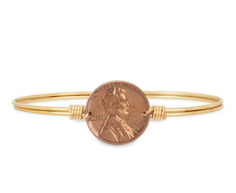 Luca+Danni Heavenly Pennies Bangle Bracelet