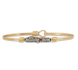 Luca+Danni Military Mom Bangle Bracelet