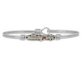 Luca+Danni Military Wife Bangle Bracelet