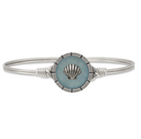 Luca+Danni Shell Isla Bangle Bracelet