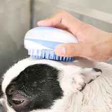 Load image into Gallery viewer, 2-in-1 Pet Bath Brush