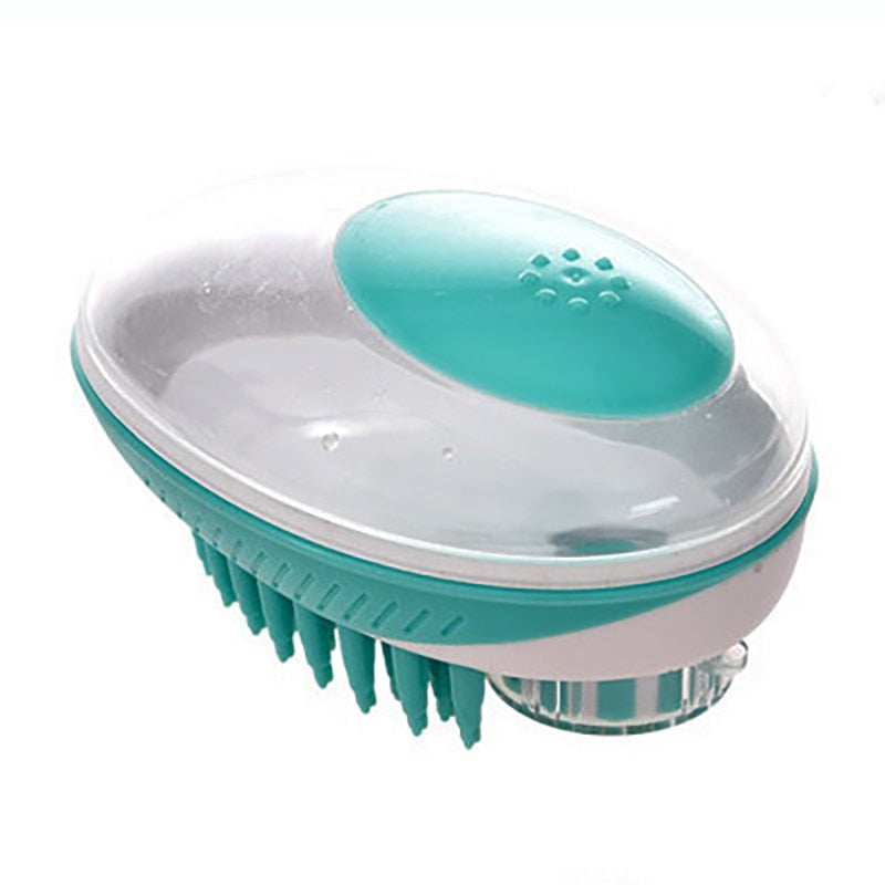 2-in-1 Pet Bath Brush