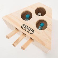 Load image into Gallery viewer, Whack-A-Mole Wooden Cat Toy