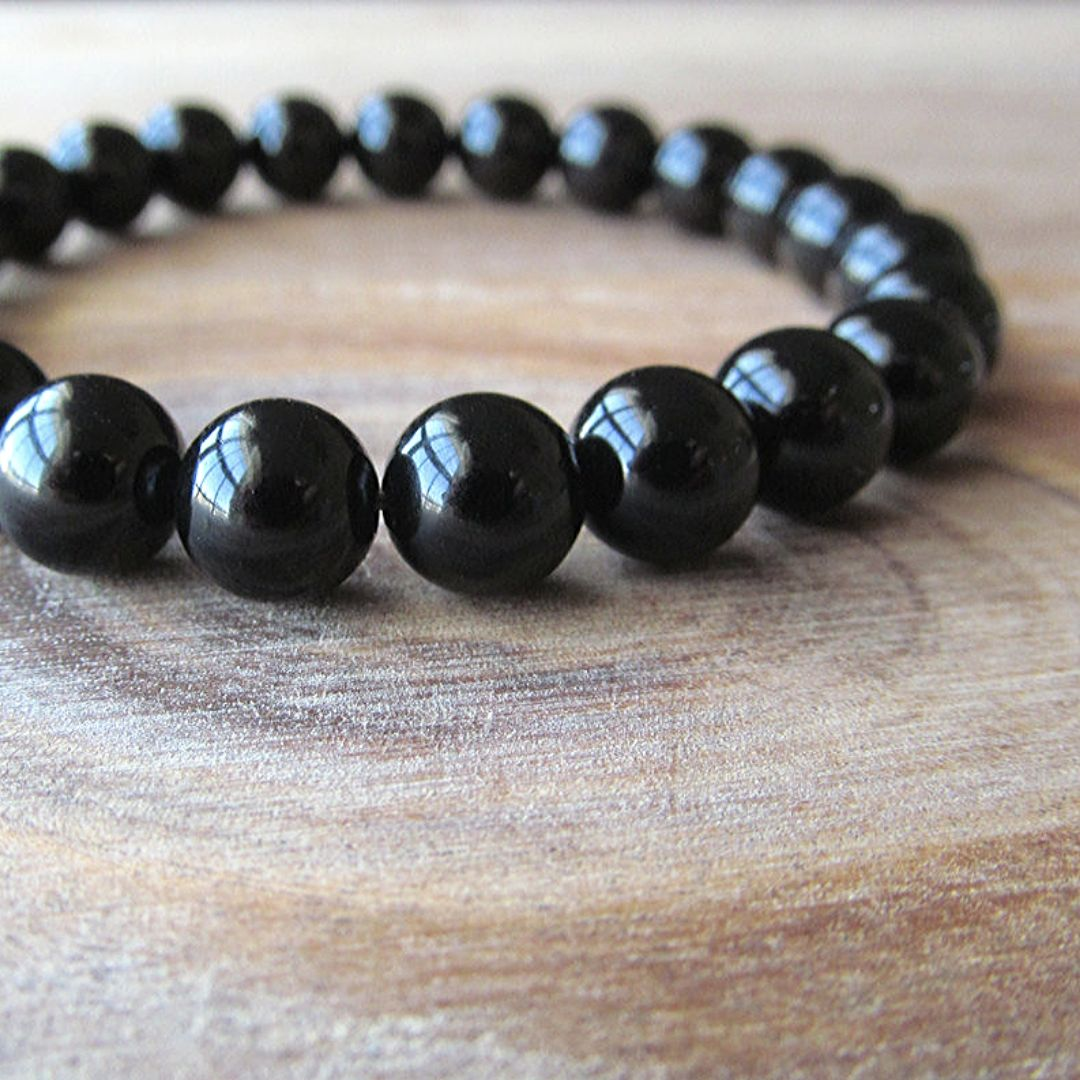 Black Onyx Bracelet - Blissbury.co