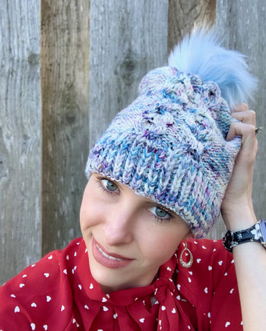 Enamored Hat PDF Pattern| Cookie and Bees