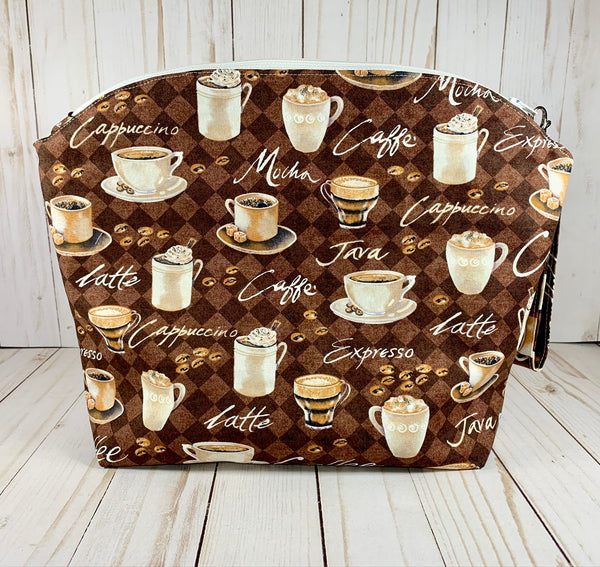 Au Lait Medium Window Bag  | Cookie and Bees