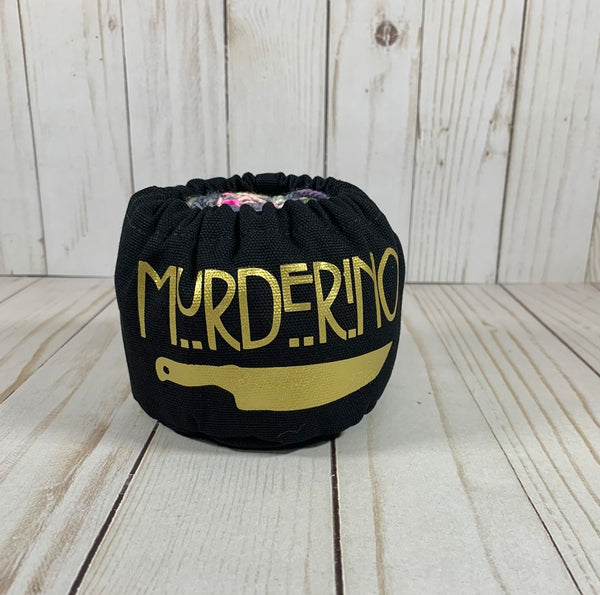 Murderino Cake Coozie™ | Cookie and Bees