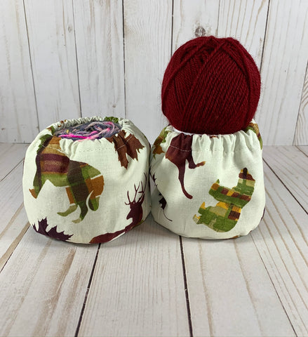 Forest Friends Cake Coozie™  | Cookie and Bees