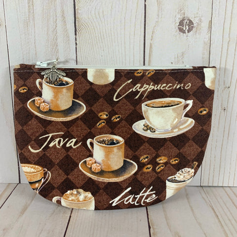 Au Lait Notions Pouch | Cookie and Bees