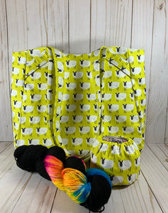 Baa Tote | Cookie and Bees