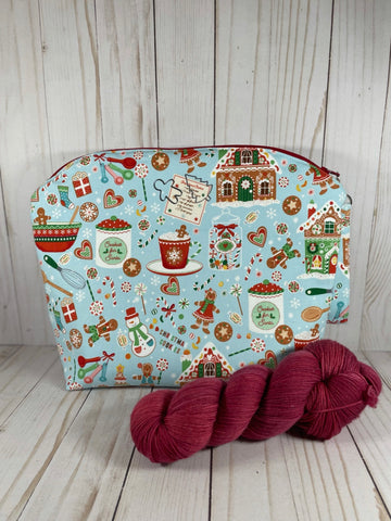 Cookies and Cocoa Medium Bag  | Cookie and Bees