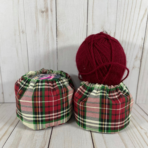 Tartan Skirt Cake Coozie™ | Cookie and Bees