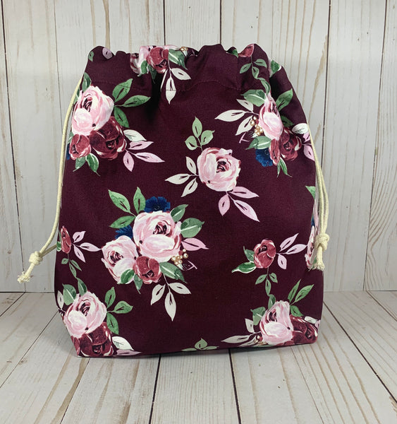 Juliet Large Drawstring Bag | Cookie and Bees
