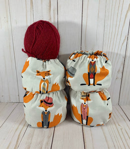 Fox in Houndstooth Cake Coozie™ | Cookie and Bees