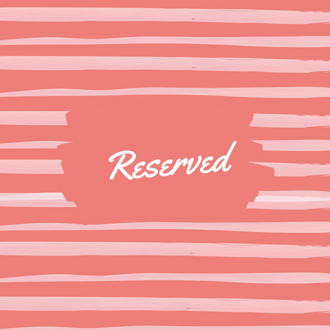 Reserved for Jenny Hook and Needle Pouch | Cookie and Bees