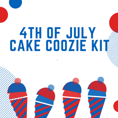 4th of July Themed Mystery Kit| Cookie and Bees